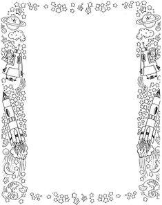 Marcos y bordes pedagógicos - Betiana 1 - Λευκώματα Iστού Picasa School Pens, Clip Art, Album, Pen Pals, Worksheets, Preschool, Ideas, Picasa, Borders And Frames