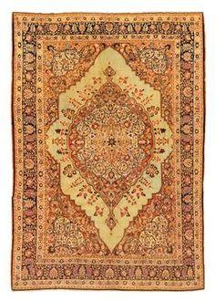 Oriental Carpets, Textiles and Tapestries - Tabriz Haji Jalili, - Dorotheum Tapestries, Gabriel, Carpets, Bohemian Rug, Oriental, Textiles, Hanging Tapestry, Farmhouse Rugs, Archangel Gabriel