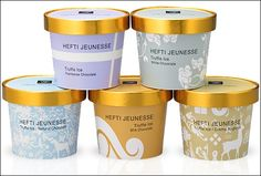Ice Cream Package Designs