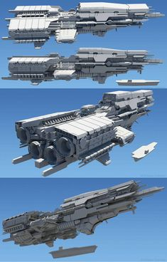 Spirit of Java Model 02 by MeganeRid on DeviantArt - Space Ship Concept Art, Concept Ships, Spaceship Art, Spaceship Design, Sci Fi Armor, Sci Fi Weapons, Stargate, Starship Concept, Space Engineers