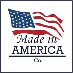Made in America Co.  List of American made products