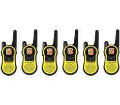 Motorola MH230R Two Way Radio / Walkie Talkie (6-Pack) *** Read more reviews of the product by visiting the link on the image.