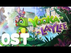 Yooka-Laylee OST - Full Original SoundTrack - YouTube