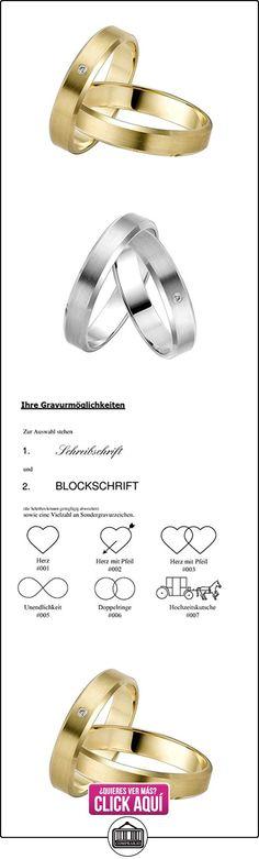 Rauschmayer un par de anillos boda Easy Pair 03684, Legierung:333/- oro amarillo  ✿ Joyas para hombres especiales - lujo ✿ ▬► Ver oferta: https://comprar.io/goto/B0117H5TQY