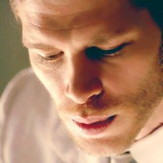 Joseph Morgan who portrays Klaus in The Vampire Diaries and The Originals
