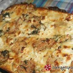 Κολοκυθάκια φούρνου με τυριά συνταγή από tsa - Cookpad Light Recipes, Family Meals, Food Inspiration, Macaroni And Cheese, I Am Awesome, Food And Drink, Pizza, Menu, Vegetables