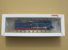 MARKLIN LOCOMOTIVE AND TENDER MODEL TRAIN # 3091 HO SCALE / NEVER OPERATED / BOX