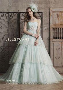 カラードレス ブライダルコレクション JILLSTUART WEDDING[ジル スチュアート ウェディング]