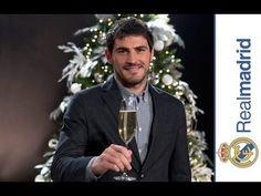 Video Iker Casillas: Feliz Año Nuevo!