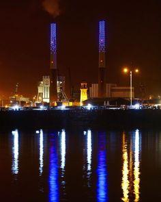 CONCOURS #CheminéesEDFLeHavre  Depuis le 7 février le jour d'anniversaire du Port du Havre les cheminées de la centrale EDF sont illuminées. Nous organisons un grand concours pour célébrer ces bougies de 240m de hauts qui fêtent en plus leurs 50 ans cette année !   Postez sur Instagram (ou autre) vos photos des cheminées de jour ou de nuit avec les hashtags suivants #CheminéesEDFLeHavre #UnEteAuHavre #LeHavre500ans  Nous sélectionnerons celles qui auront le plus de succès en jugeant leur…
