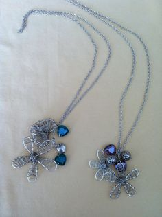 Neacklaces from Louise's Beaded Jewellery (facebook page)