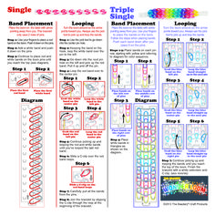 Wonder Loom Instructions - page 1