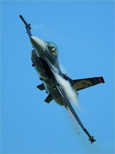 Wings in the sky Turkish Air Force F-16