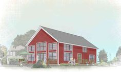 Small Barn Home Orchard View Barn Home Floor Plans