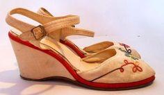Dorothea's Closet vintage Shoes