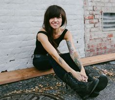 Lights Poxleitner love her style