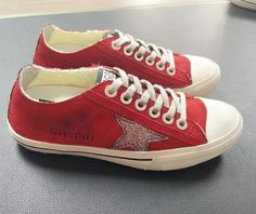 https://www.goldengoosesneakers.fr/  459 : Sneakers Golden Goose V Star Homme Sneakers Rouge RoseAVMdyeM