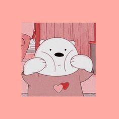 Dang, I wish I was this cute. Cute Panda Wallpaper, Cartoon Wallpaper Iphone, Bear Wallpaper, Cute Disney Wallpaper, Cute Wallpaper Backgrounds, We Bare Bears Wallpapers, Panda Wallpapers, Cute Cartoon Wallpapers, Ice Bear We Bare Bears