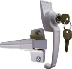 ideal security inc sk12 pushbutton lock keyed white ide http storm door