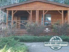 Come visit the North Shore Campground and RV Park located in Northern California in Plumas county in a town called Lake Almanor - just minutes away from Chester. We have a variety of cabin rentals (along with RV sites & Tent sites) just waiting for you to come rent. Explore the great outdoors of the North State with one of our shoreline or lake view camp sites. Winter visits welcome! Visit northshorecampground.com or email info@northshorecampground.com to find out rental availabilities!