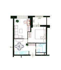 Дизайн интерьера квартиры скромных размеров – тема весьма актуальная в современном мире. Небольшие квартиры в наше время - явление привычное, поэтому…