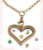 Floating Heart Locket this one is gorgeous!