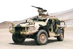 Thales Hawkei  Apocalypse Cars