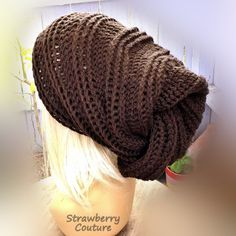 African Head Wrap Crochet Hat Womens Hat Trendy Crochet Head Scarf Turban Hat African Gele Coffee Brown Hat GELE Womens Turban by strawberrycoutureby on Crochet Turban, Knit Crochet, Crochet Hats, Craft Patterns, Sewing Patterns, Handmade Shop, Handmade Jewelry, Handmade Gifts, Diy Crafts For Bedroom