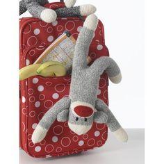 Basic Knit Sock Monkey - Knitting Patterns - Patterns | Yarnspirations
