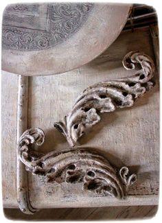 Méas Vintage: Méas Welt * Die kleinen Skulpturen