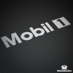 Pegatina Mobil #mobil #pegatina #adhesivo #tuning #moto #TeleAdhesivo