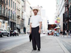 On the Street…Broadway, New York (from The Sartorialist) See more at http://www.thesartorialist.com/?p=63010