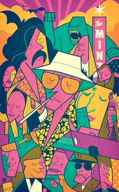 Fear and Loathing on Behance