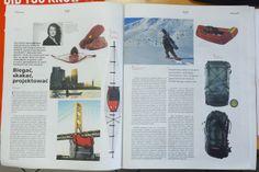 W najnowszym wydaniu Futu Mag kilka słów o naszym ultralekkim plecaku #XC3 Zapraszamy do lektury! #pajaksport #creative #design