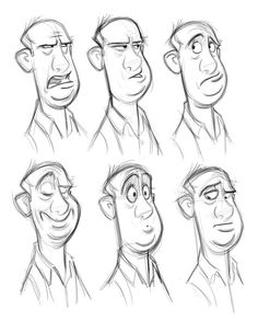Character illustration, dessin caricature, character design inspiration, ca Character Design Cartoon, Character Sketches, Character Design Animation, Cartoon Design, Character Design References, Character Drawing, Character Design Inspiration, Character Illustration, Fantasy Character