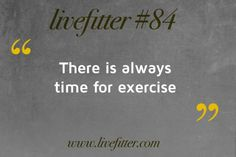 This is so true! Isn't that why I always buy the 10-Minute workout? I need to use that 10 minutes every day for myself!