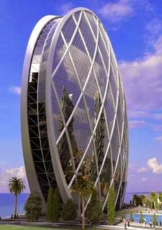 Spherical Office Abu Dhabi | Incredible Pictures