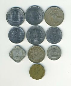 Copper Nickel, Bronze, Coin Buyers, Hammer And Sickle, Euro Coins, Coins For Sale, India, Rajasthan India, Indie
