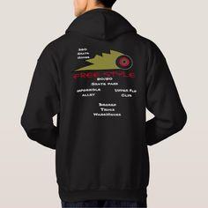 Grind skate boarding clothing mens hoodies