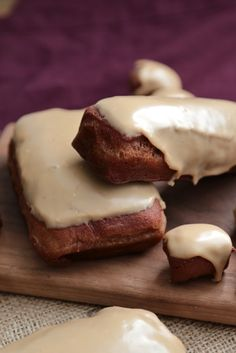 Chocolate Stout Maple Bars - Country Cleaver