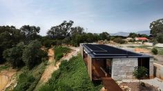 Sawmill House, Victoria by Archier