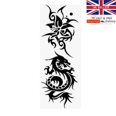 15 Best Realistic Temporary Tattoos images   Fake tattoos, Realistic ...