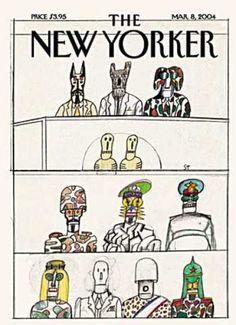 Saul's New Yorker