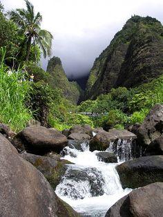 Maui, Hawaii - Iao Valley