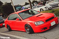 Stanced Legacy <3