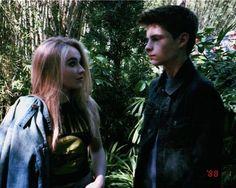 Sabrina Carpenter and Corey