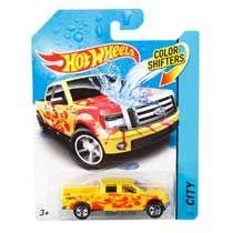 Hot Wheels Colour Shifter