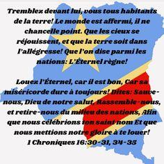 97 Prière pour la RDC ideas | bible, periodic table, bible apps
