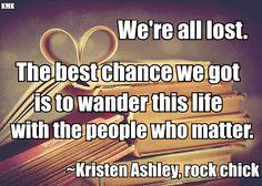 Kristen Ashley, my favorite