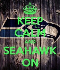 ThoUghT tHaT wAs CuTe FoR mY sEaHaWks FaNs